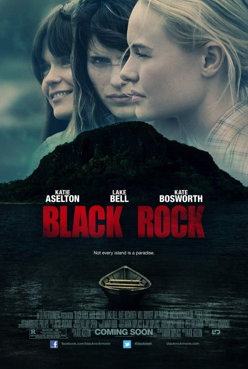 Free Cinema Tickets To See Black Rock