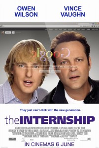 Free The Internship Cinema Tickets
