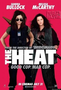 Free Cinema Tickets To See The Heat