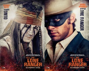 Free Cinema Tickets To See The Lone Ranger