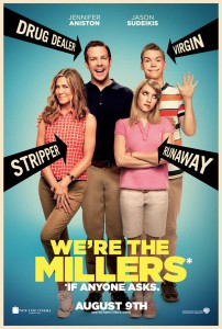 Free Cinema Tickets To See We're The Millers