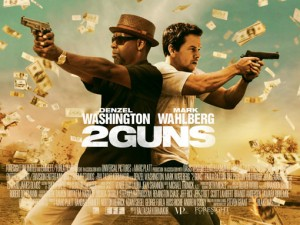 Free Cinema Tickets To See 2Guns