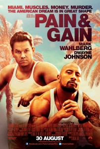 Free Cinema Tickets To See Pain and Gain
