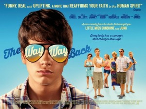 Free Cinema Tickets To See The Way Way Back