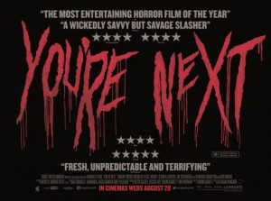 Free Cinema Tickets To See You're Next