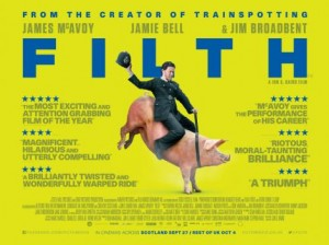 Free Cinema Tickets To See Filth