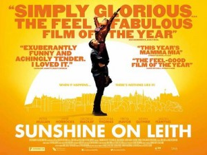 Free Cinema Tickets To See Sunshine on Leith