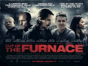 Free Cinema Tickets To See Out of the Furnace