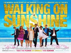 Free Cinema Tickets To See Walking On Sunshine
