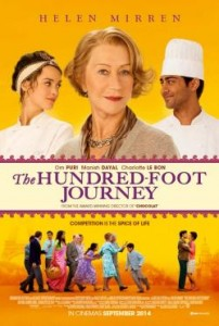 Free Cinema Tickets To See The Hundred-Foot Journey