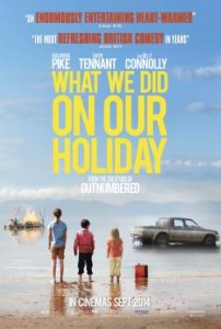 Free Cinema Tickets To See What We Did On Our Holiday