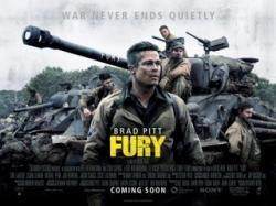 Free Cinema Tickets To See Fury