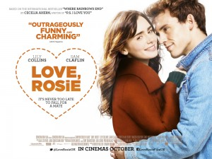 Free Cinema Tickets To See Love, Rosie