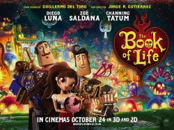 Free Cinema Tickets To See The Book of Life