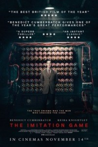 Free Cinema Tickets To See The Imitation Game