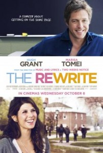 Free Cinema Tickets To See The Rewrite