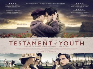 Free Cinema Tickets To See Testament of Youth