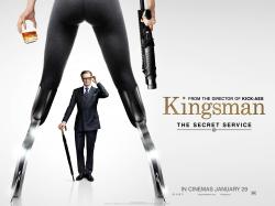 Free Cinema Tickets To See Kingsman The Secret Service