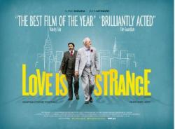 Free Cinema Tickets To See Love is Strange