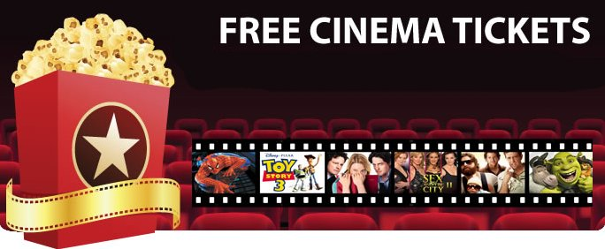 free-cinema-tickets