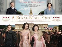 Free Cinema Tickets To See A Royal Night Out