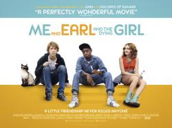 Free Cinema Tickets To See Me And Earl And The Dying Girl