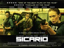 Free Cinema Tickets To See Sicario