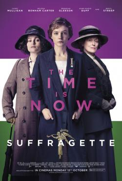 Free Cinema Tickets To See Suffragette