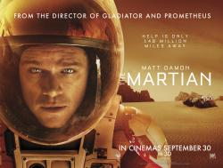 Free Cinema Tickets To See The Martian