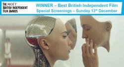 Free Cinema Tickets To See Ex-Machina