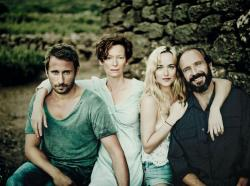 Free Cinema Tickets To See A Bigger Splash