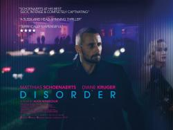 Free Cinema Tickets To See Disorder
