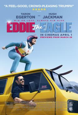 Free Cinema Tickets To See Eddie the Eagle