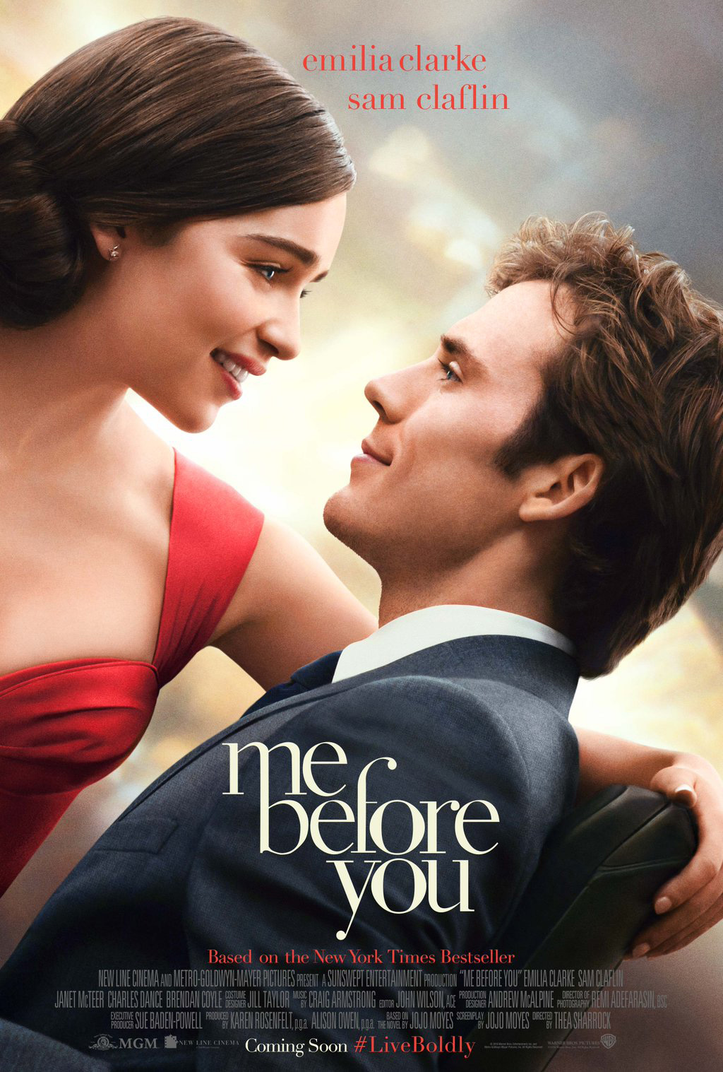 Free Cinema Tickets To See Me Before You