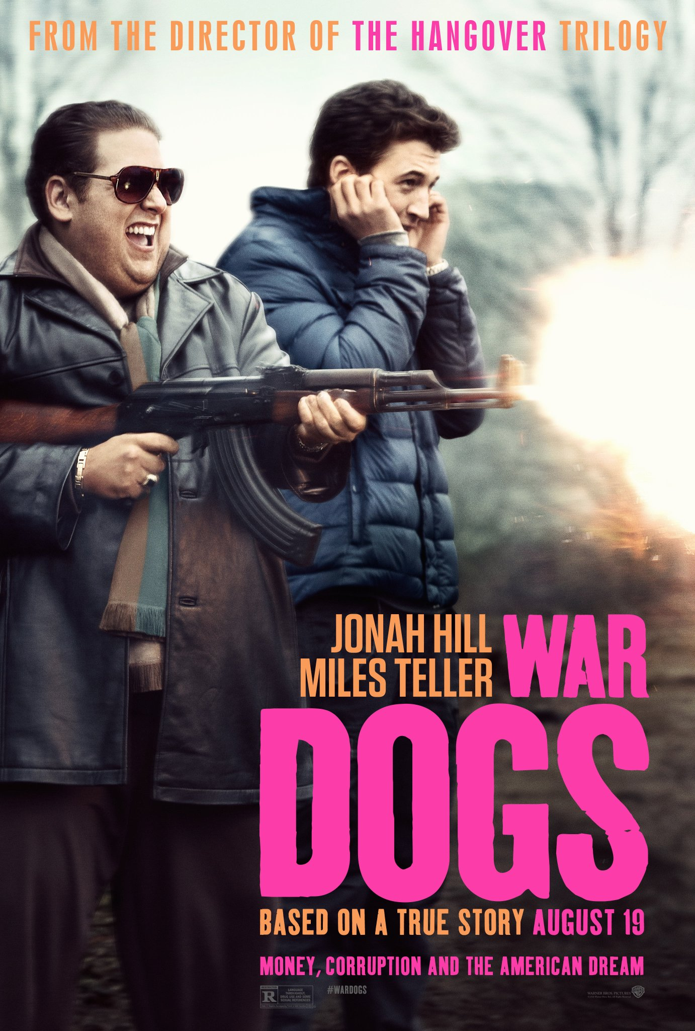 Free Cinema Tickets To See War Dogs