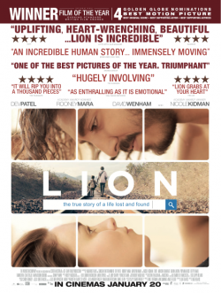 Free Cinema Tickets To See Lion