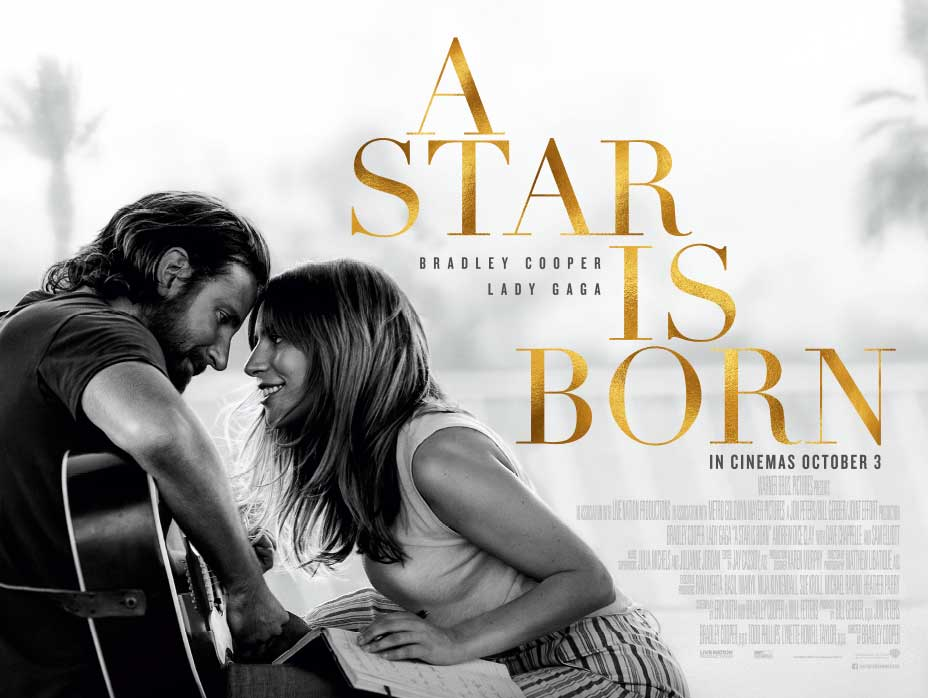 Free Cinema Tickets To See A Star is Born